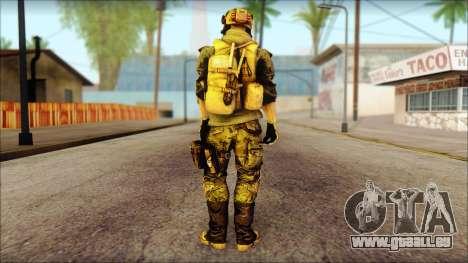 Support from BF4 für GTA San Andreas zweiten Screenshot