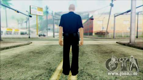 Sfpd1 from Beta Version für GTA San Andreas zweiten Screenshot