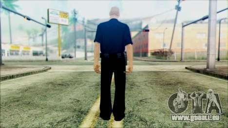 Sfpd1 from Beta Version pour GTA San Andreas deuxième écran
