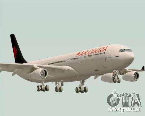 Airbus A340-313 Air Canada für GTA San Andreas