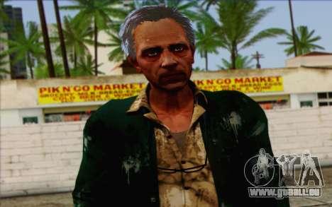 Dr. Alec Earnhardt für GTA San Andreas dritten Screenshot