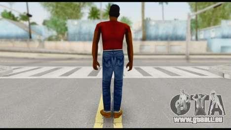 Lance no Glasses Casual für GTA San Andreas zweiten Screenshot