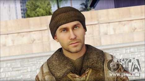 Soviet TD pour GTA San Andreas troisième écran