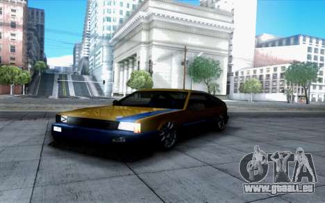 Blista By Next für GTA San Andreas