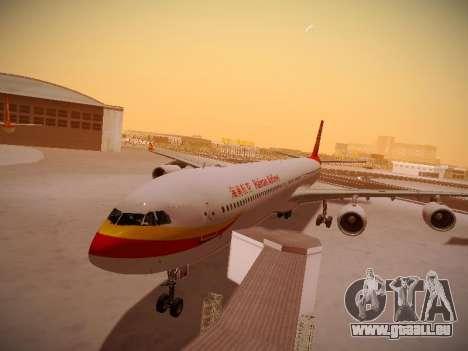 Airbus A340-600 Hainan Airlines für GTA San Andreas