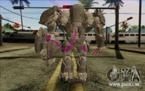 Shockwawe v2 pour GTA San Andreas deuxième écran