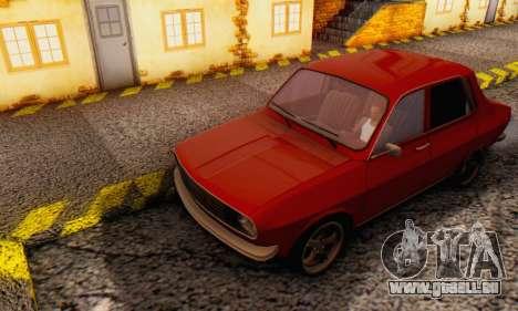 Dacia 1300 Stock 1979 pour GTA San Andreas