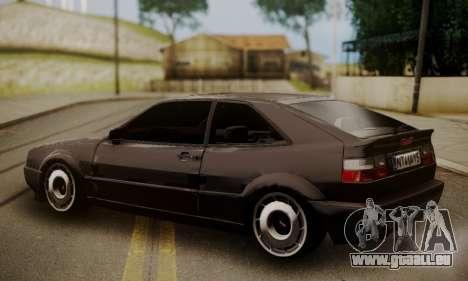 Volkswagen Corrado für GTA San Andreas linke Ansicht
