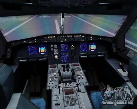 Airbus A330-300 Korean Air für GTA San Andreas Innen