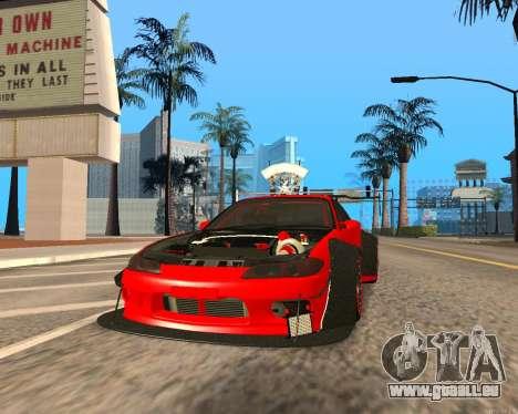 Slivia Red Planet für GTA San Andreas