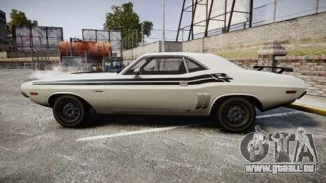 Dodge Challenger 1971 v2.2 PJ1 pour GTA 4 est une gauche