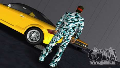 Camo Skin 10 für GTA Vice City zweiten Screenshot