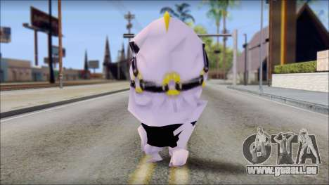 Ahguy from Sponge Bob für GTA San Andreas zweiten Screenshot