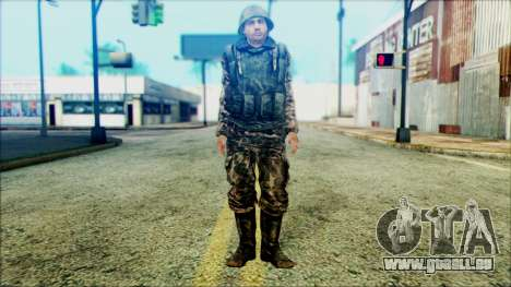 Soldat SA (WIC) für GTA San Andreas