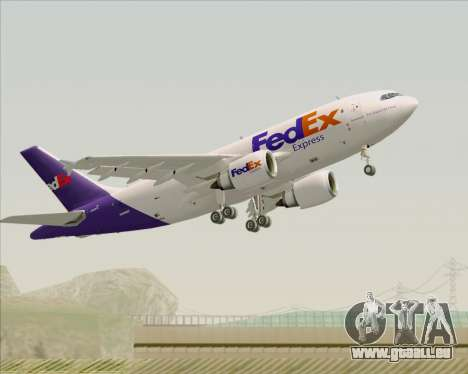 Airbus A310-300 Federal Express pour GTA San Andreas