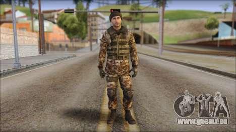 Soviet TD pour GTA San Andreas