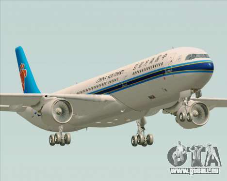 Airbus A330-300 China Southern Airlines für GTA San Andreas