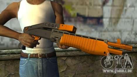 Nitro Shotgun v2 pour GTA San Andreas troisième écran
