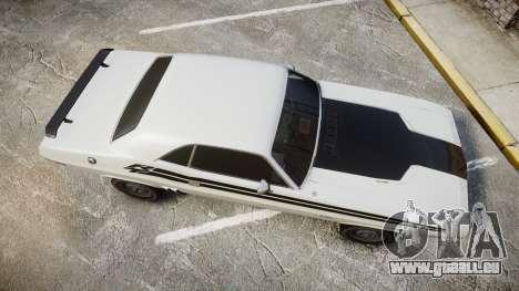 Dodge Challenger 1971 v2.2 PJ1 pour GTA 4 est un droit