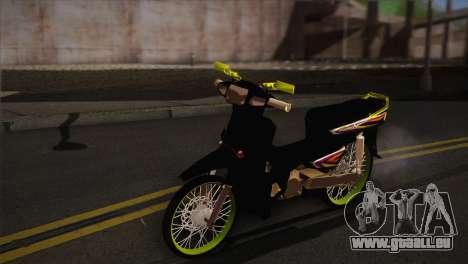 Honda Astrea für GTA San Andreas
