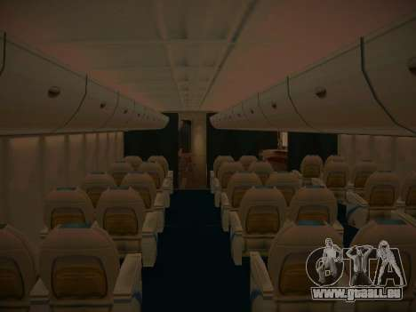 Airbus A380-800 Thai Airways International für GTA San Andreas
