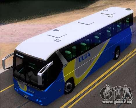 Comil Campione Ulua Scania K420 für GTA San Andreas Rückansicht