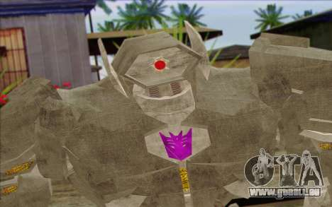 Shockwawe v2 pour GTA San Andreas troisième écran