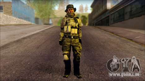 Recon from BF4 für GTA San Andreas