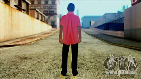 Bmori from Beta Version für GTA San Andreas zweiten Screenshot