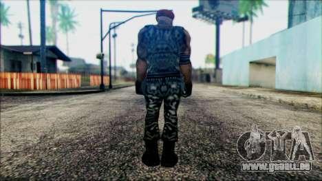 Manhunt Ped 20 für GTA San Andreas zweiten Screenshot