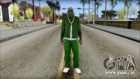 New CJ v3 für GTA San Andreas