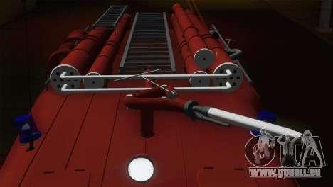 ZIL 131 - AC für GTA San Andreas rechten Ansicht