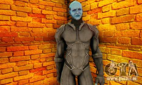Skin Electro From The Amazing Spider Man 2 für GTA San Andreas her Screenshot
