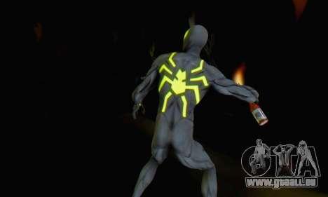 Skin The Amazing Spider Man 2 - Big Time für GTA San Andreas fünften Screenshot