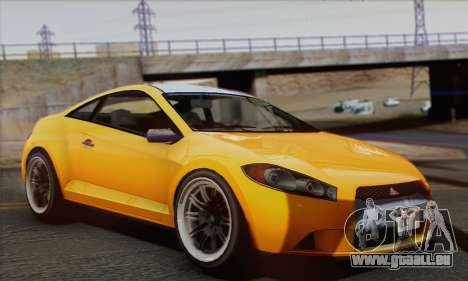 Maibatsu Penumbra 1.0 (HQLM) für GTA San Andreas
