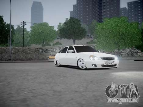 VAZ 2172 pour GTA 4