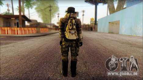 Recon from BF4 für GTA San Andreas zweiten Screenshot
