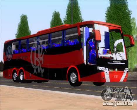 Busscar Elegance 360 C.R.F Flamengo für GTA San Andreas linke Ansicht