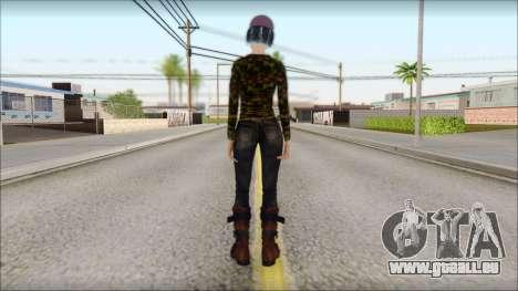 Adulte Clémentine pour GTA San Andreas
