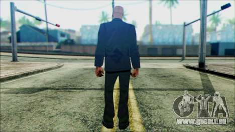 Bmyboun from Beta Version pour GTA San Andreas deuxième écran