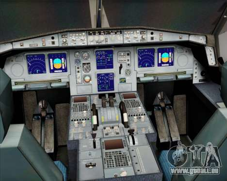 Airbus A330-300 Olympic Airlines pour GTA San Andreas salon