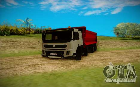 Volvo FMX für GTA San Andreas