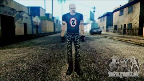 Manhunt Ped 13 pour GTA San Andreas