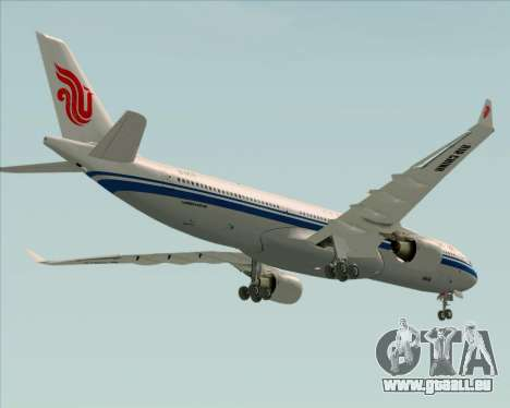 Airbus A330-300 Air China pour GTA San Andreas