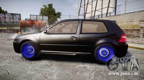 Volkswagen Golf Mk4 R32 Wheel1 für GTA 4 linke Ansicht