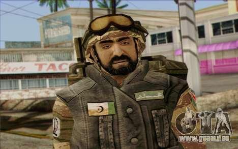 Soldaten MEK (Battlefield 2) Haut 3 für GTA San Andreas dritten Screenshot