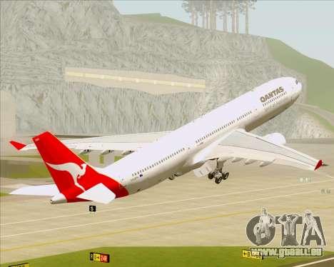 Airbus A330-300 Qantas für GTA San Andreas