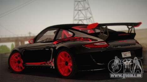 Porsche 911 GT3RSR pour GTA San Andreas vue de droite