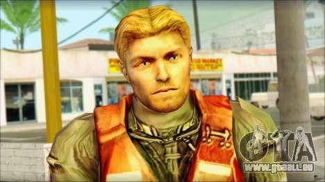 La garde côtière (à Froid de la Peur) pour GTA San Andreas troisième écran