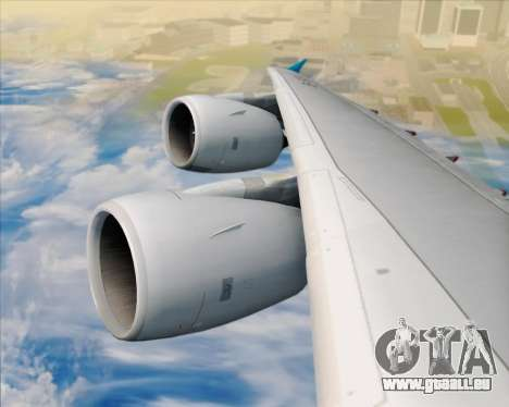 Airbus A380-841 China Southern Airlines für GTA San Andreas